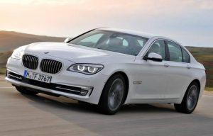 Útblástursaðferð BMW rafmagns vatnsdælu